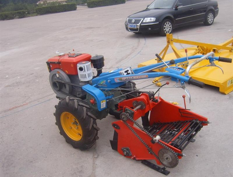 best price lcd tv mini hand potato harvester made in china