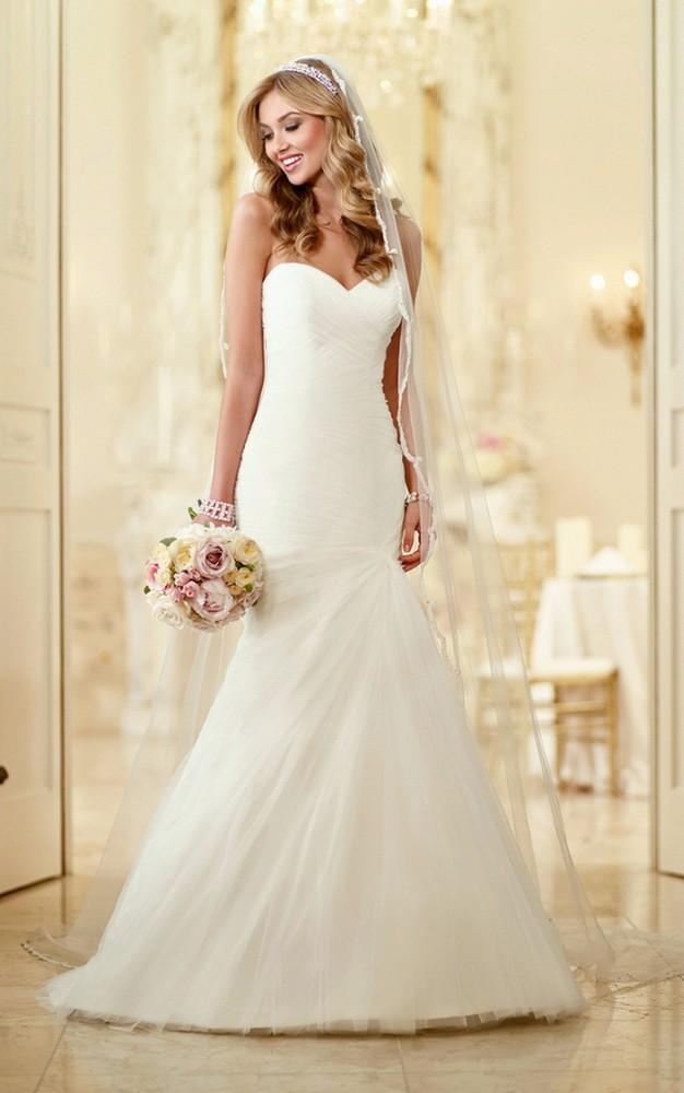 Gaun pengantin murah made in china mw6047 lipit sayang for Cheap wedding dresses made in china