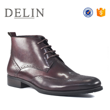 DELIN brand reliable quality custom mens dress shoes