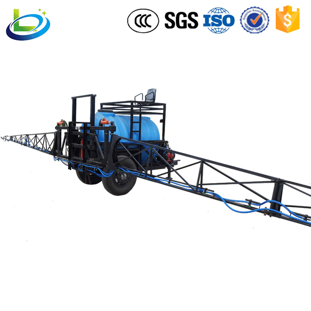 2000L high quality agricultural tool tractor mounted boom pesticide golf sprayer machine