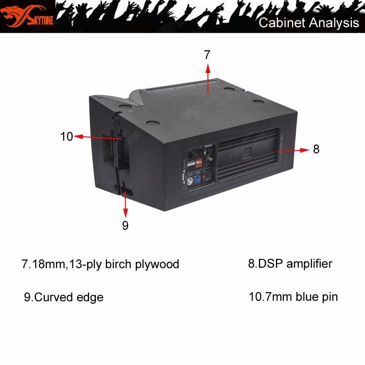 Vrx918sp/vrx932lap Active Line Array Equipment Dj Bass Speaker,Dj ...