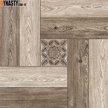 60 x 60 glazed porcelain wood texture  floor tile