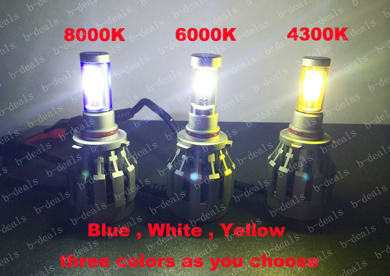 China Supplier Led Headlight Car Accessories Diy Color Led ...