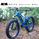 2017 new model fat tire ebike/electric bike 2017 with big tire