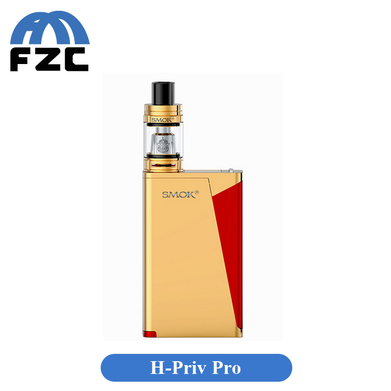 Best Vaper SMOK H Priv Pro 220W Vaper Kit External Dual 18650 Battery Advanced Starter Kit