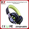 logo printing color changing wired stereo wholesale well designed headphones