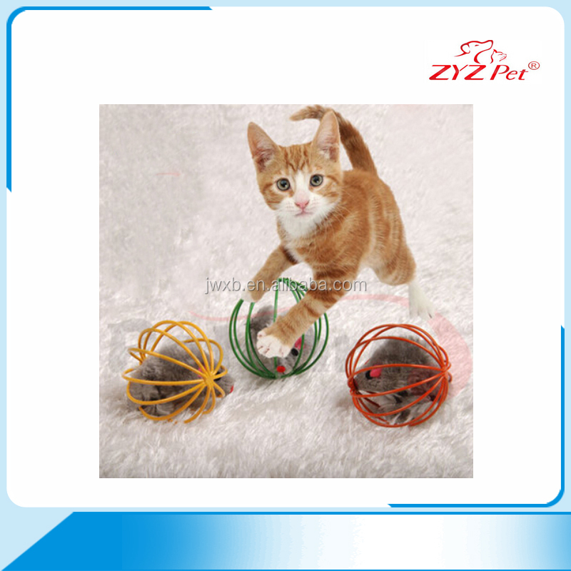 New design cats playing cage of rats pet toys