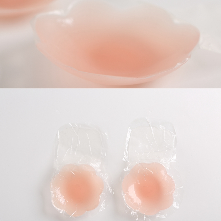 Big size 12 cm /4.72inch Beauty Girl Nipple Covers Silicone Nipple Cover Lift Up Covers