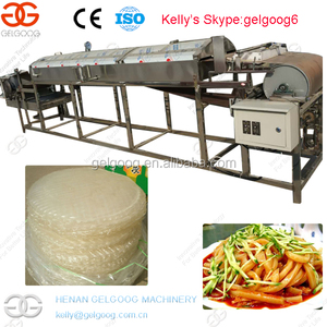 New Type Factory Price Multifunctional Noodle Fenpi Maker/Sweet Potato Starch Sheet Make