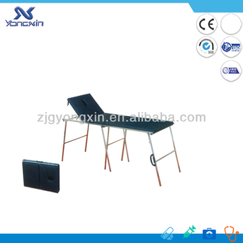 Poder Coated Steel Electric Medical Examination Table