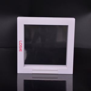 Free stand 3D floating frame membrane display box