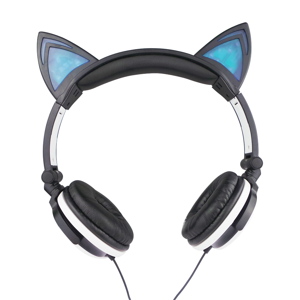 Private Mould Headphone Christmas Stylish Cat Ear ...