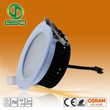 GSD led lights china wholesale led downlight lamp