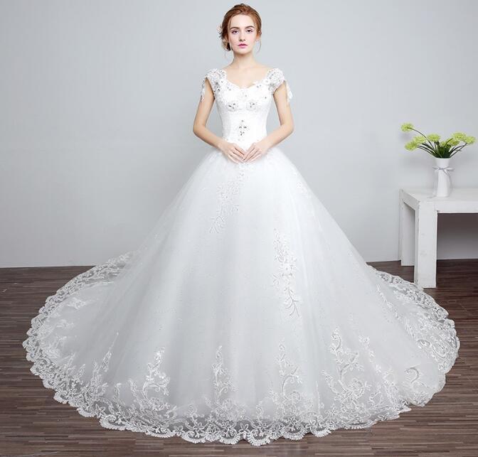 Bordados en piedras para vestidos de novia