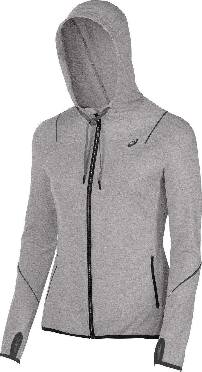 e458d2752aa Buy ASICS Womens Lightweight Full Zip Hoodie in Cheap Price on ...