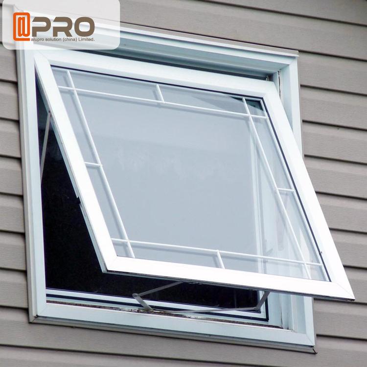 Akkordeon-Wandverkleidungsplatte Lüftungsschlitze Markisenfenster