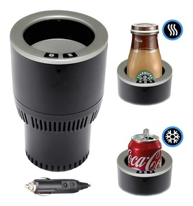latest new product car accessories cooler and warmer car cup holder