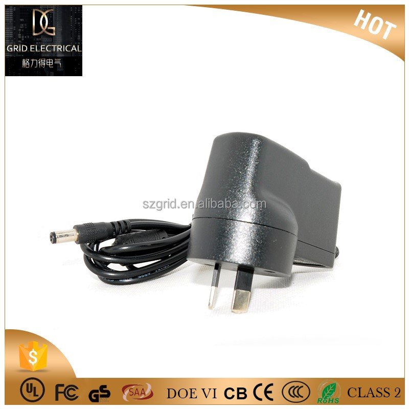 Dc5.0v 3.2v 3.6v 4.8v 7.2v 7.5v 8v 15v 16v 18v 19v 10 Volt 1.3a 400ma 500ma En61558 Ac/dc Ac Dc Adapter