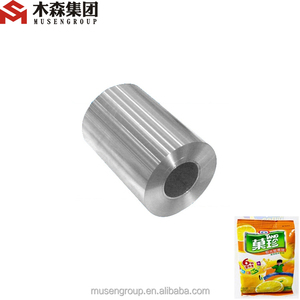 Mill Finish Roll Type and Soft O Temper Aluminum Foil for Flexible Packing Bag