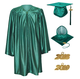 good quality preschool uniform primary graduation gown /baby graduation cap and gown