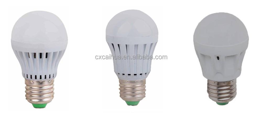 Style Energy Saving Led Lighting Bulb Plastic Housing Cheap High ...