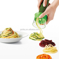 Handheld Vegetable Spiralizer Noodles Pasta Maker Best Fruit Spiral Cutter Cheese Slicer Food Slicer
