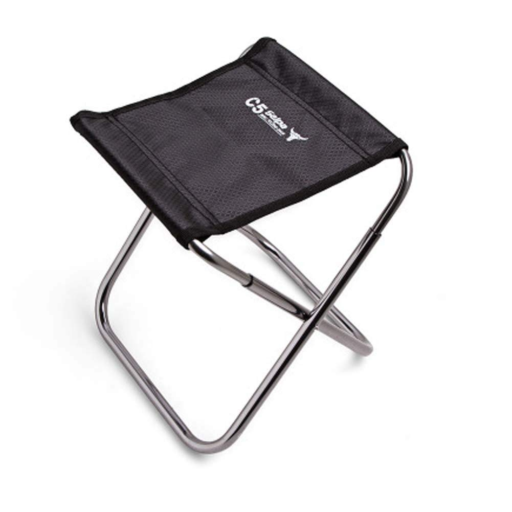 Portable Folding Stool Camping Stool for outdoor /& indoor Travel Fishing Garden