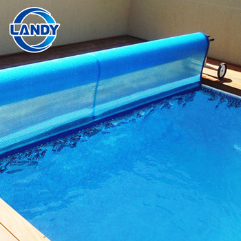 100% Guangzhou Factory Automatic Solar Pool Cover Prices,Retracting ...