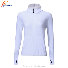 Top Verkauf Polyester Benutzerdefinierte Sublimation Lady Sport <span class=keywords><strong>Jacke</strong></span>