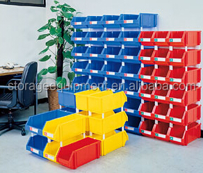 Stackable Bins for Storing bolts, nuts, spare parts, electronic & electrical items