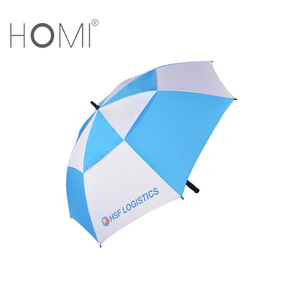 BSCI factory Top quality promotional shangyu umbrella two-tier umbrella cheap advertising umbrella for business