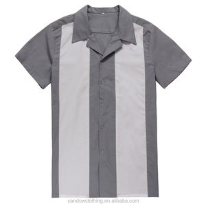latest shirts for men new model readymade grey garments plus size