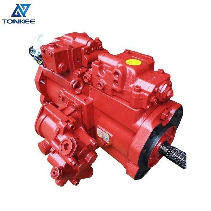K3V63DTP-1RCR-9C1H K3V63DTP1JHR-9C0S K3V63DTP hydraulic main pump JC160W JS160 hydraulic piston pump assy suitable for JCB