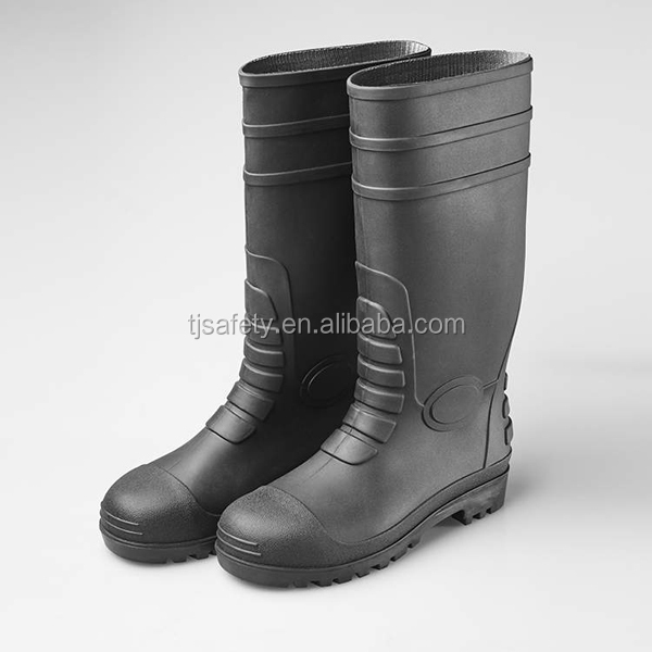 2016 Police Safety Boots Price Safety Rain Boots Cheap Work Boots ...