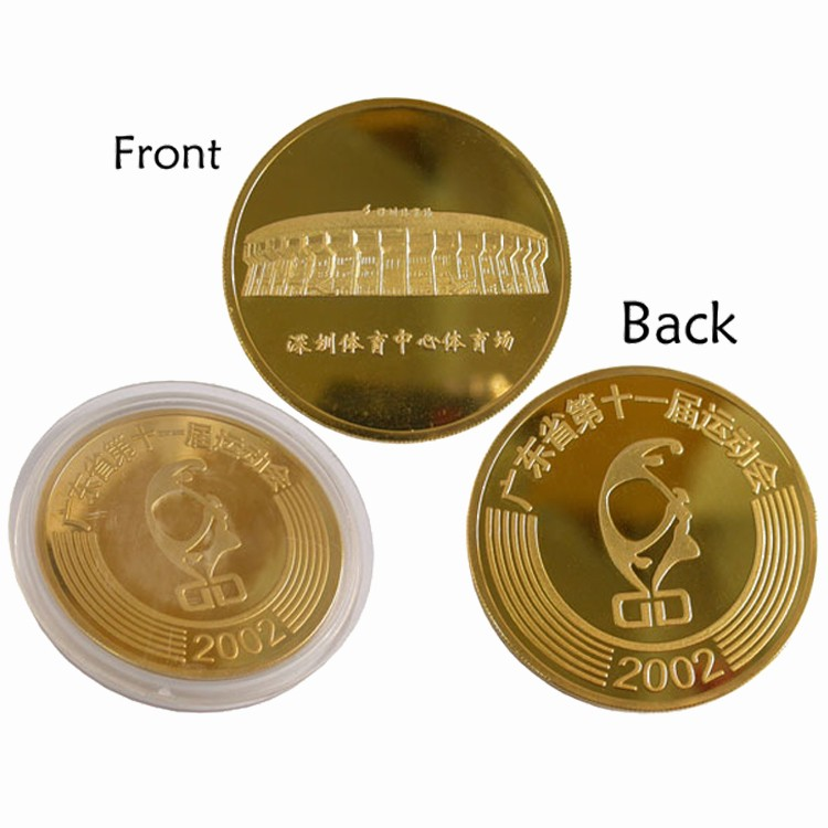 Cheap customized antique metal challenge coin