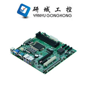 Industrial Motherboard Intel LGA1151 10com+14usb motherboard intel i3 i5 i7 board laptop Industrial Motherboard