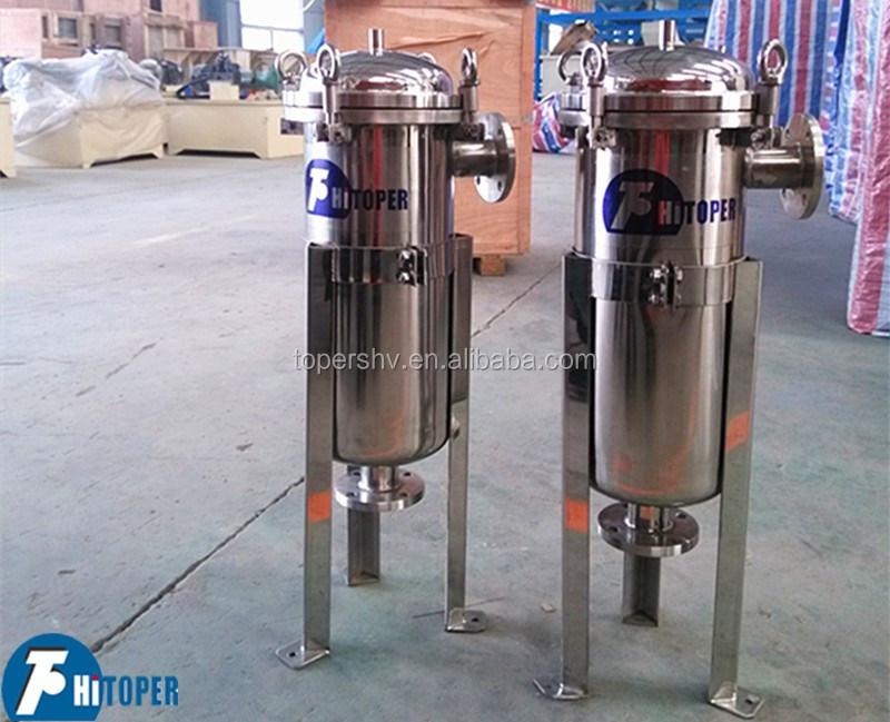 Horizontal Diatomite Filter For Water Juice Wine