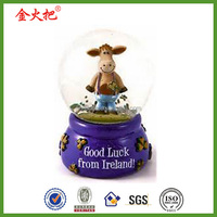 Alibaba Supplier Ireland Snow Globe Gifts And Souvenir Custom ...