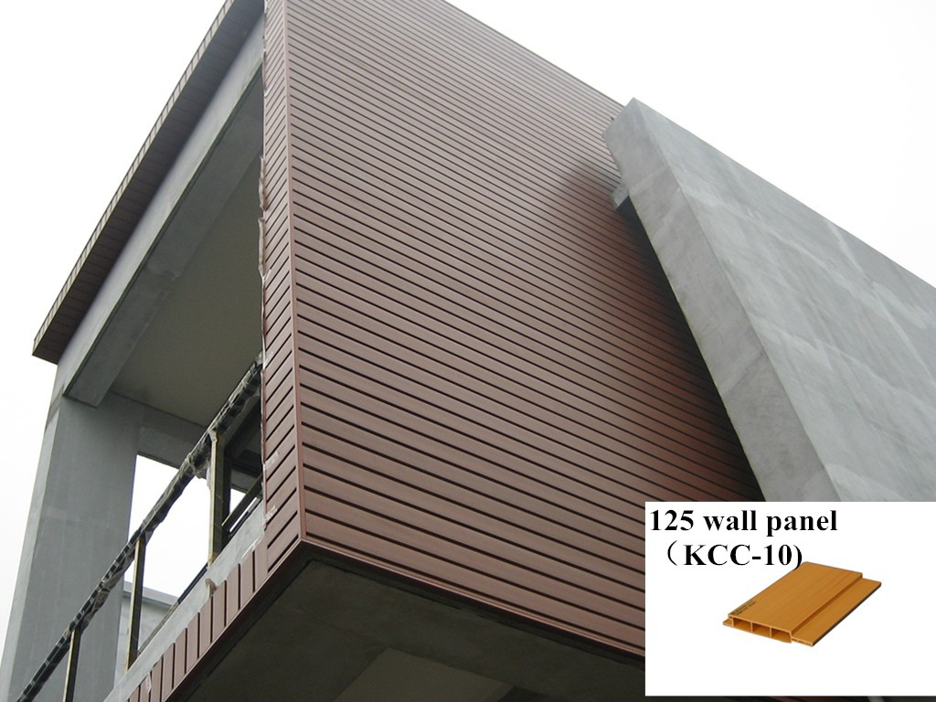 Wpc Pvc Exterior Wall Panel - Buy Exterior Wall Panels,Pvc Wall ...