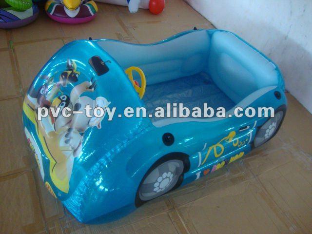 forme de voiture gonflable lit b b matelas id de produit 618724328. Black Bedroom Furniture Sets. Home Design Ideas