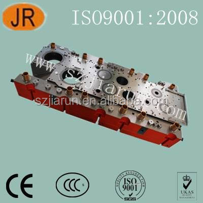 universal motor auto-skewed rotor and stator iron /lamination core