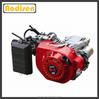 air cooled small single cylinder honda low price gasoline engine 9hp 270cc