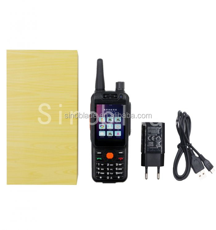 F25 Digital Radio Transceiver Mobile Phone Of Android 5.1 And 1.3 Ghz CUP