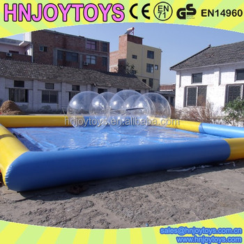 Customize high quality piscine gonflable