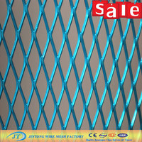expanded plastic wire mesh