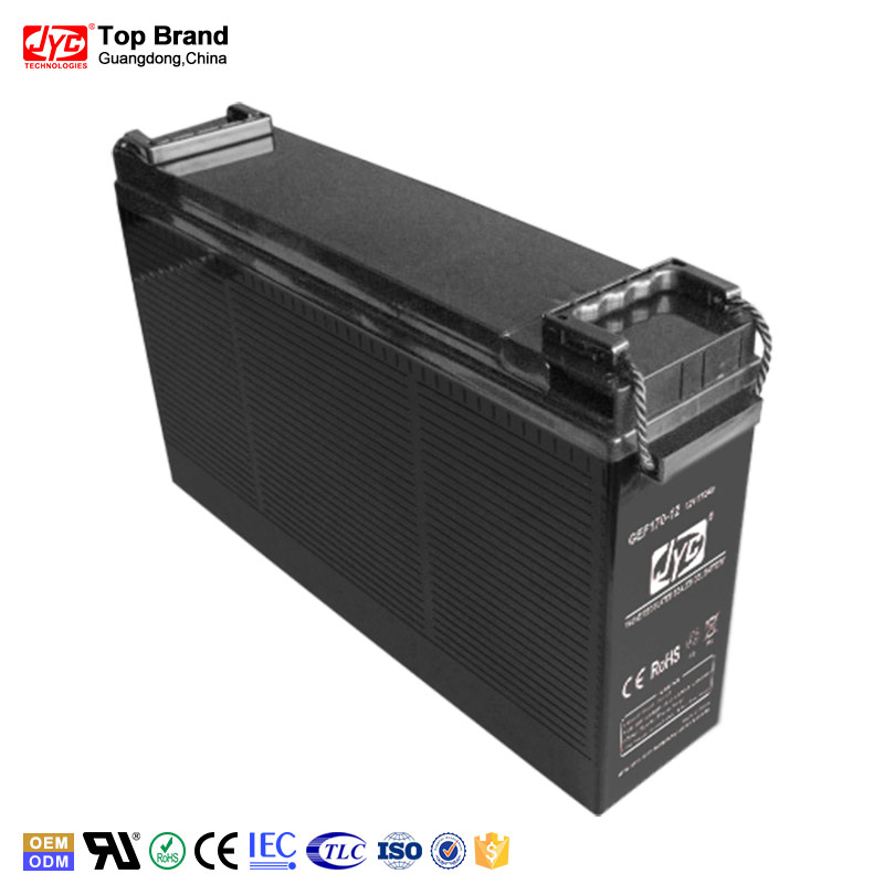 Good cost performance 12v front terminal battery