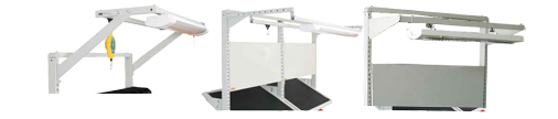 LN-06 ESD Fixed Workbench Tabletop Adjustable Work Bench