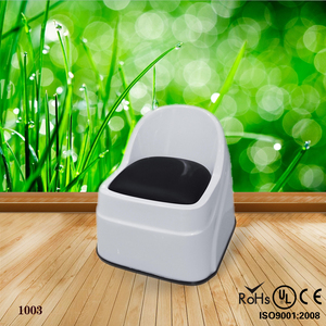 2016 spa pedicure wooden stool and chair for nail salon SC-1003