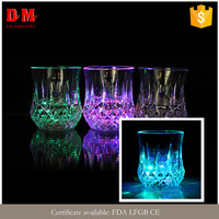 Colorful Water Induction LED Flash Party Pineapple Cup