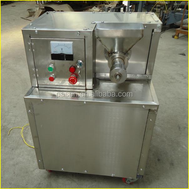 Ice Cream Popcorn Cone Machine / Hollow Tube Pop Corn Puffed Ice ...